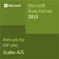 At the Microsoft Partner Award, SCALES won the prestigious category ERP PARTNER of the year